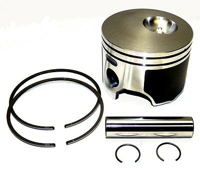 Evinrude 65-200 Hp Crossflow Piston Kit 100-110k OE 393924 WSM Johnson 500665