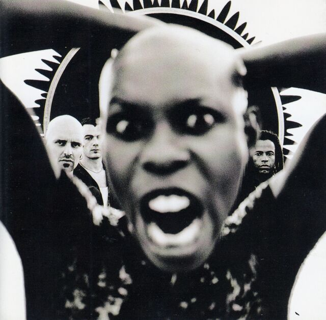 SKUNK ANANSIE : STOOSH / CD - TOP-ZUSTAND