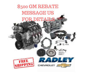 gm performance ls3 480 hp t56 manual connect cruise package engine rh ebay com LS5 Engine LS3 Crate Engine