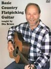 Basic Country Flatpicking Guitar 0796279092678 With Dix Bruce DVD Region 1