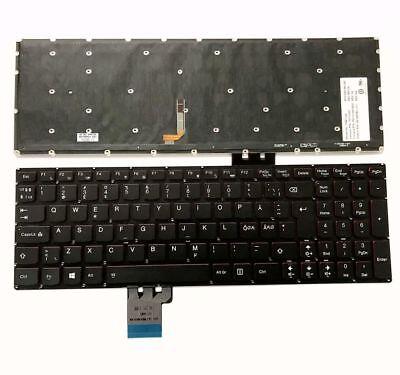 For Lenovo IdeaPad V570 V575 Z570 Z575 Keyboard Nordic Swedish Danish Finnish SE