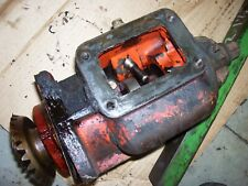 Vintage Ji Case Vac Tractor Belt Pulley Drive 1946