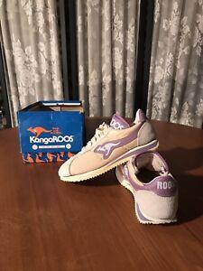 Vintage Kangaroos 80s Sneakers New In