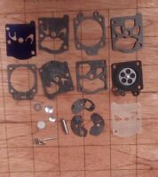 Walbro Wa & Wt Major Carb Carburetor Overhaul Rebuild Kit Wt-192 Wt-194