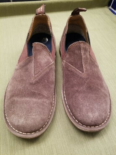 Blundstone Brown  Suede Shoes Womens Size 6.5