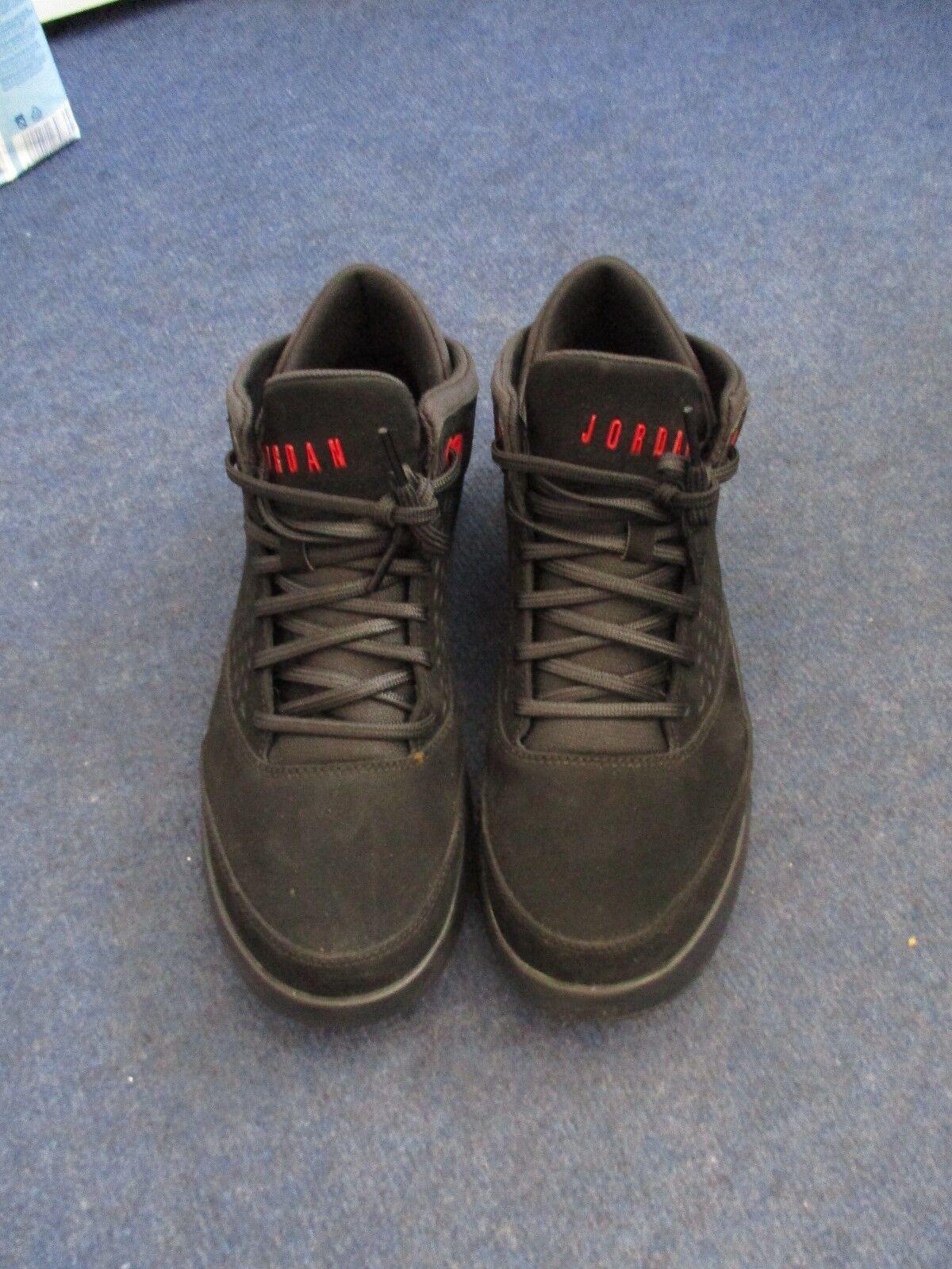 best sneakers 74564 e41bc Nike Air Jordan Flight Origin 4 Air schwarz halbschuhe wie neu Größe 43  e82020