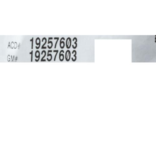 OEM NEW Emission Vapor Canister Valve Solenoid Harness 09-17 GM 19257603