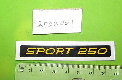 Montesa 247 Cota 250 21M NOS Cota 247-T Decal p//n 2120.061.15 /& 21.20.061.15 #1