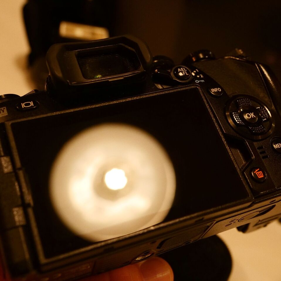 Olympus OM-D E-M1 MK II, 20.4 megapixels, Perfekt