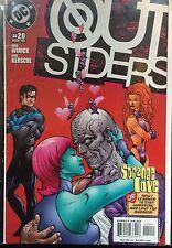 Outsiders #1 NM 2003 Judd Winick Tom Raney Nightwing DC Comics