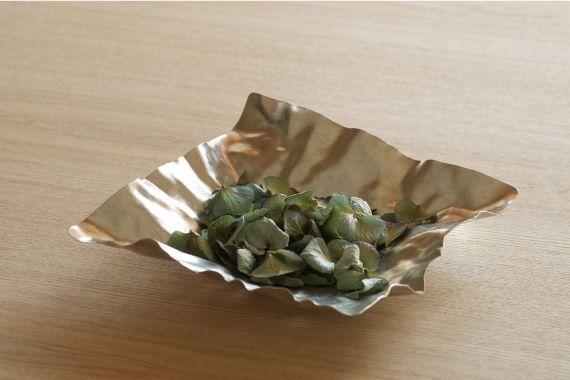 Japonais Fait Main Souple tin plate (L)