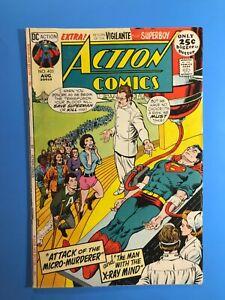 ACTION-COMICS-403-SUPERMAN-in-Return-of-the-VIGILANTE-SUPERBOY-DC-1971