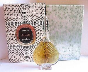 Pure Ml Chamade 30 Original 1 Vintage Details About Extrait Guerlain Oz Perfume Parfum Formula kiXwuOPZT