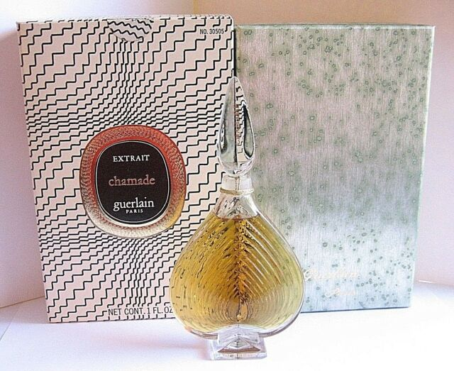 Ml Oz Formula 30 Chamade Vintage Pure Perfume Original 1 Parfum Extrait Guerlain mnOyN80vw