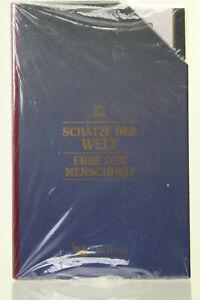 Schaetze-der-Welt-Erbe-der-Menschheit-Reader-s-Digest-Box-Set-4-VHS-Kassetten