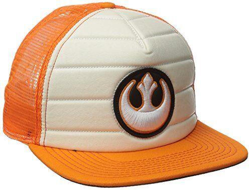 5cf58365c17 Star Wars Rebel Alliance Adult Trucker Hat Multi One Size for sale online
