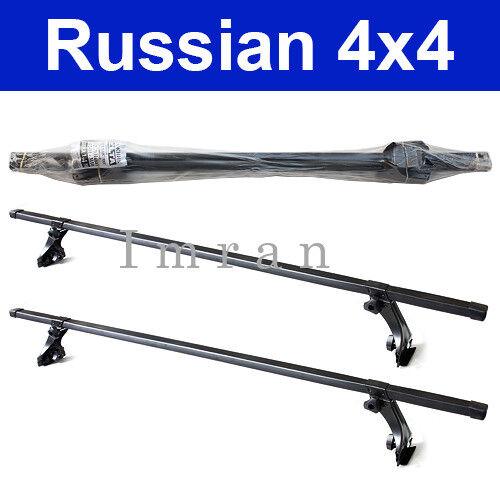 Regenrinnen 2 Querstreben Lada Niva 2121 Dachträger Gepäckträger auf d 21214