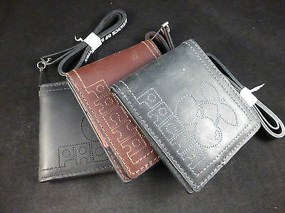 Pacha Ibiza Clubbing Wallet Lanyard Leather Look Bargain Price 3 Colours