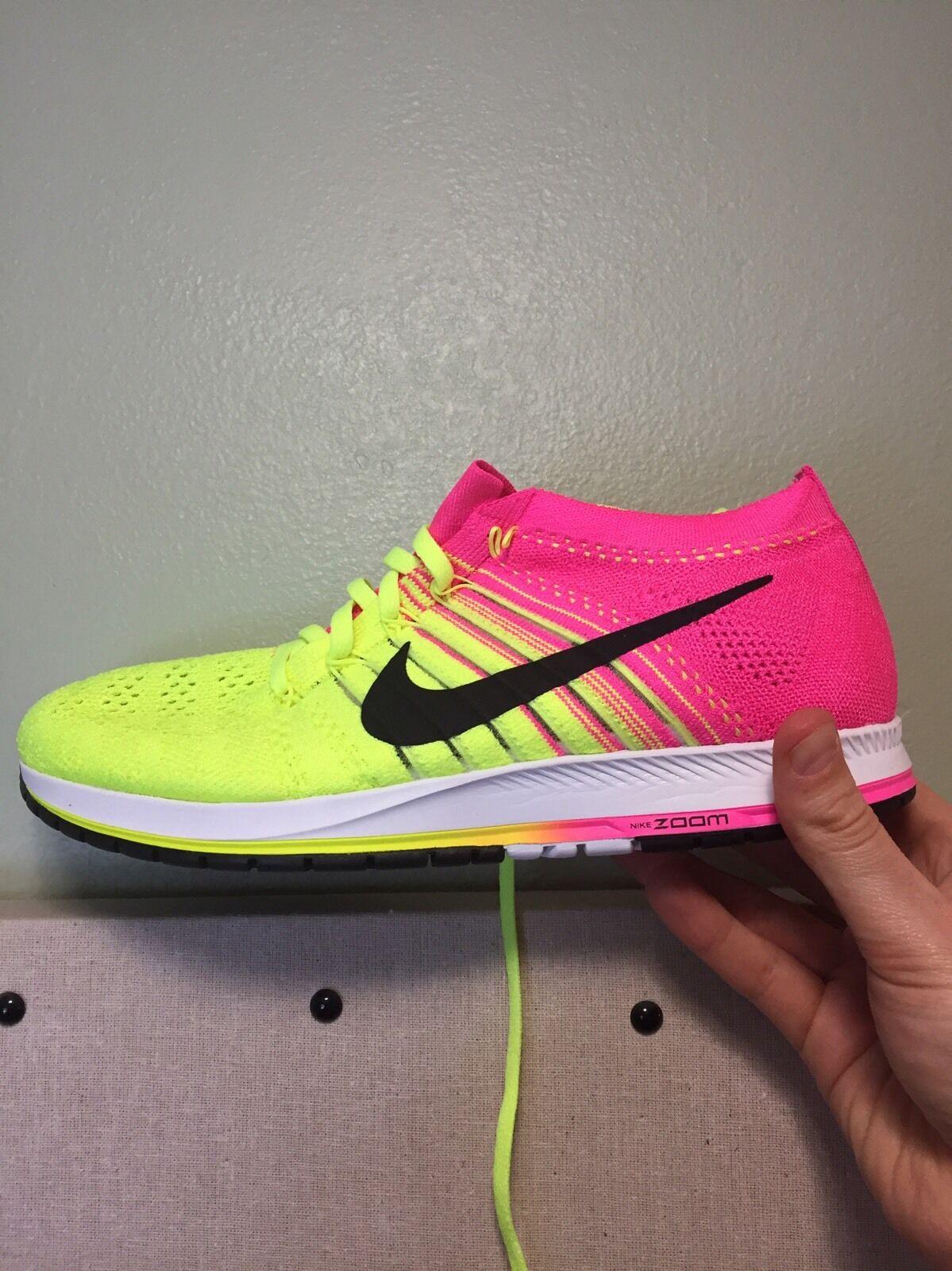 Men's Nike Flyknit Streak Size 10.5 (835994 999) No Box