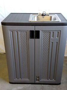 Portable Indoor Outdoor Sink With Hot Water Ebay