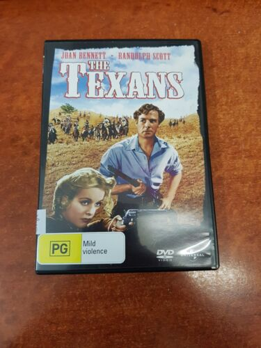 1 of 1 - The Texans DVD (26469)