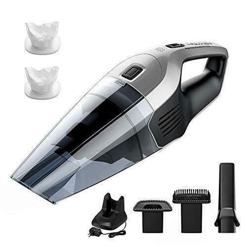 Handy cleaners Cordless rechargeable vacuum cleaner car 6000PA than str... JAPAN