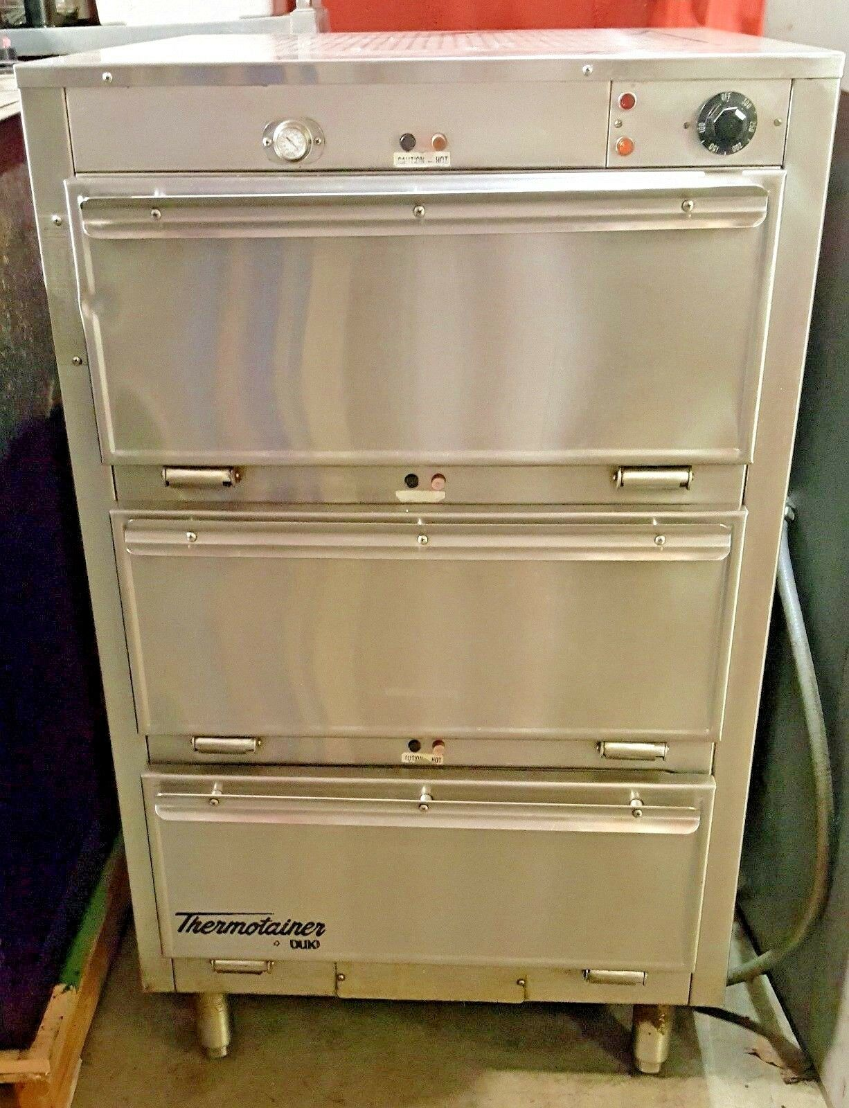 Food Warmer Cabinet Thermotainer