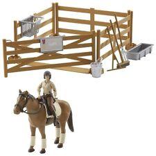 New Bruder Toys Bruder Bworld Horse Riding Set  - Bruder 62500