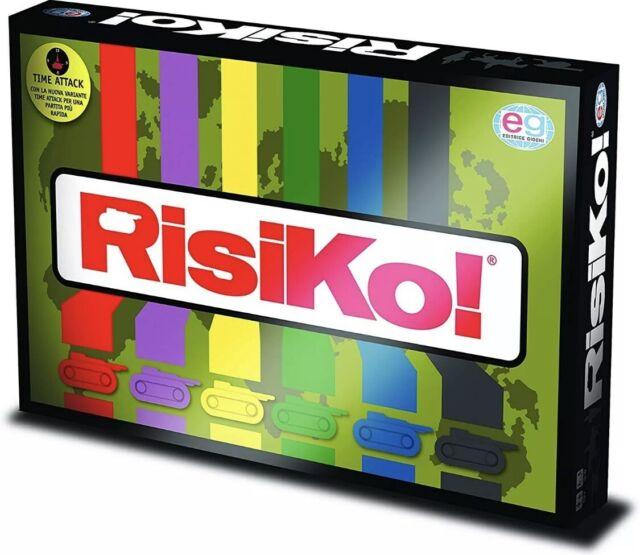 Editrice Giochi - Risiko Gioco di strategia 6033849