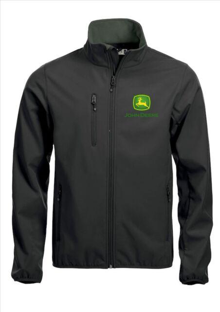 AUDI Quality Softshell Jacket Coat Black Embroidered Front /& Large Back S-5XL