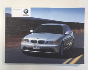 bmw 3 series coupe owners manual owners guide handbook 2003 rh ebay co uk 2011 bmw 328i coupe owners manual 2009 bmw 328i coupe owners manual