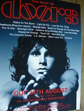 THE DOORS - MAGAZINE CUTTING (FULL PAGE ADVERT) (REF T19)