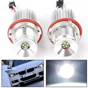2X-Error-Free-Angel-Eyes-Halo-Light-Bulb-For-BMW-E39-E60-E63-E65-E53-X5-E83-40W