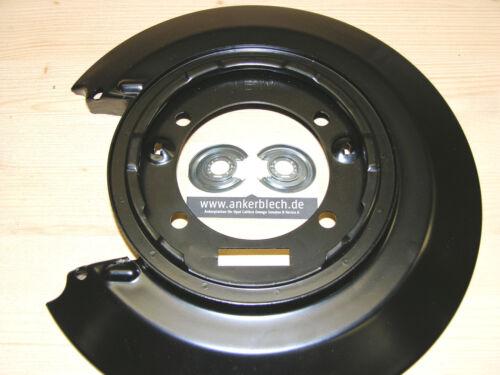 2000 Ankerplatte Zubehör Ankerblech RECHTS hinten *NEU* für Opel Vectra A 4x4 u