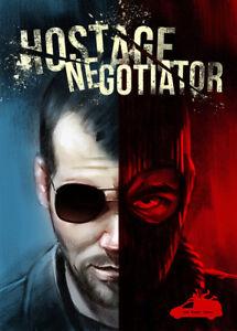 Hostage Négociateur - Jeu De Carte