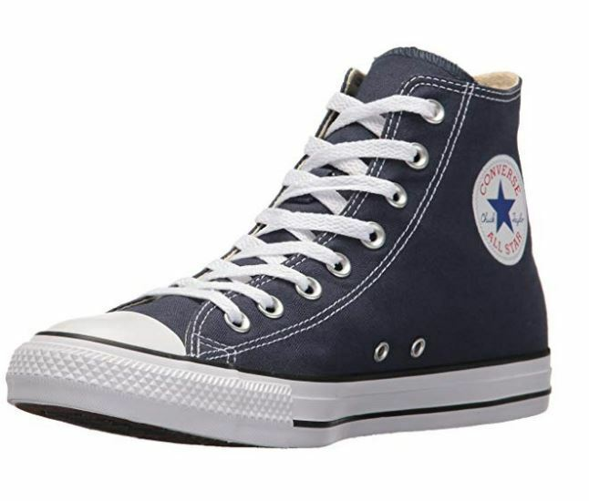 Converse Unisex Adults Hi-Top Trainers navy UK 5 EU 37.5 LN180 AH 06