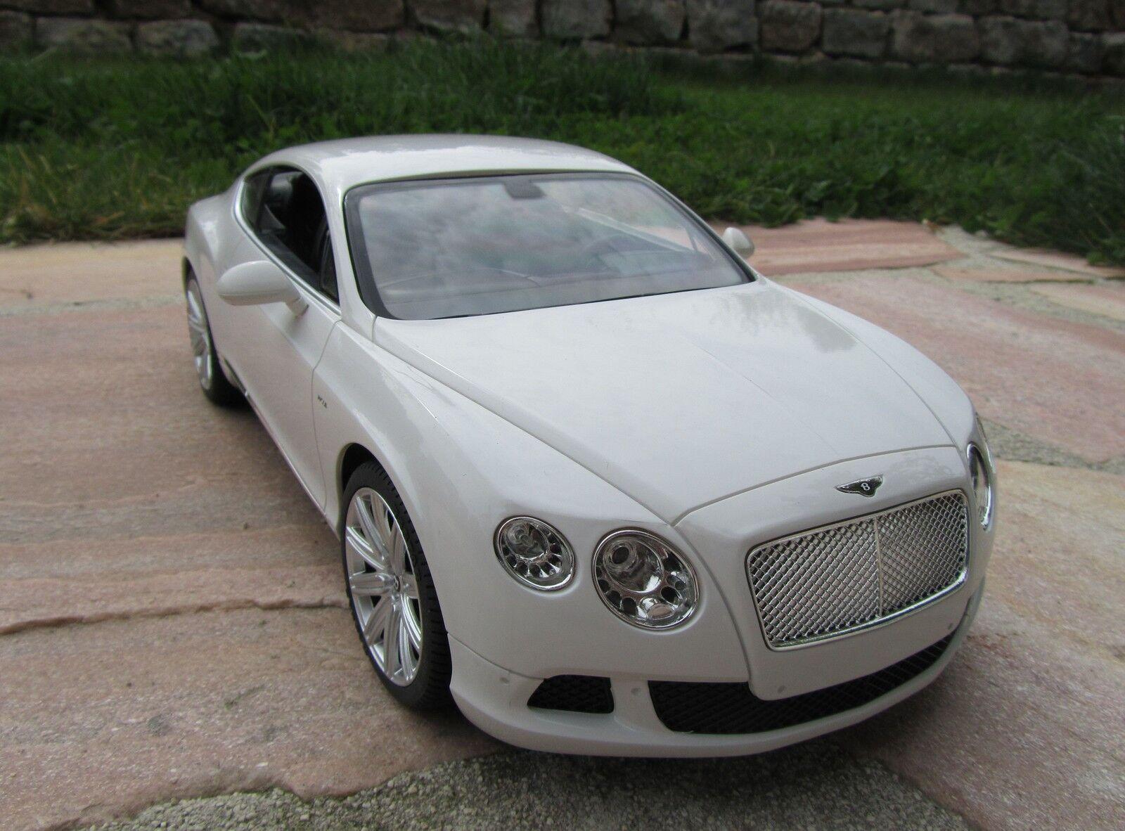 RC Bentley Continental GT Speed 1:14 Weiß 40MHz