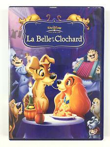 La-Belle-et-le-clochard-DVD-N-17-Plus-de-100-Disney-en-Vente-Reduction-Port