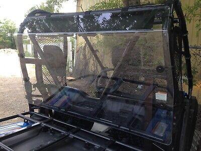 UTV Honda Pioneer 500 Offroad Vehicle Back Windshield