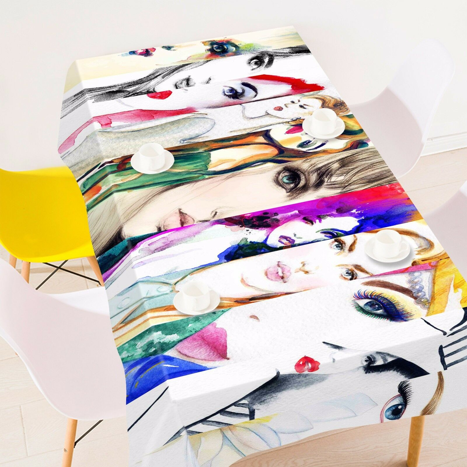 3D Hot girl 41 Tablecloth Table Cover Cloth Birthday Party Event AJ WALLPAPER AU
