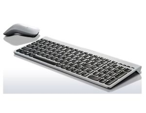 5e8f9bd7d5a Image is loading Kit-Keyboard-Spanish-Mouse-Silver-Original-Lenovo-35019256-