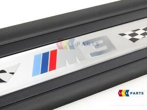 Nuevo-Genuino-BMW-serie-3-M3-E92-delantero-Puerta-Umbral-Cubierta-Izquierdo-N-S-7979359