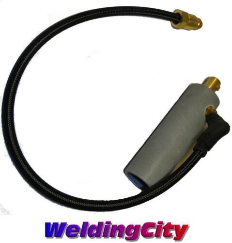 Miller Rear TIG Welding Torch WP-26FV Flex-Valve 200A 12.5/' Air-CoolUS Seller