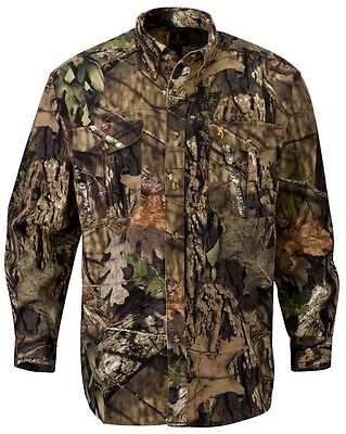 3014342802 Browning Hells Canyon Long Sleeve Shirt