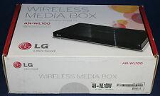LG AN-WL100 DIGITAL MEDIA STREAMER FOR LG WIRELESS READY TV