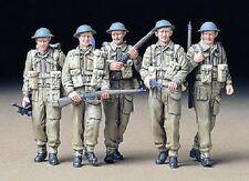 Tamiya America [TAM] 1:35 British Infantry Plastic Model Kit 35223 TAM35223