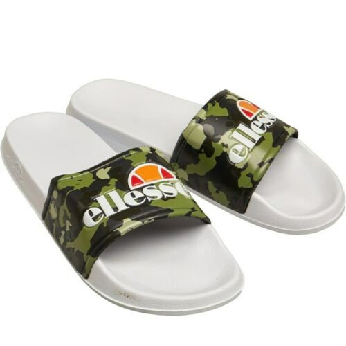 Ellesse Hombre Deslizables Deslizar Chanclas Zapatos Sandalias Playa Verano