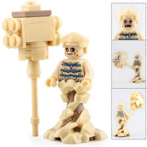 LEGO Marvel Spider Man Super Heroes Sandman Minifigure Minifig Sand Man