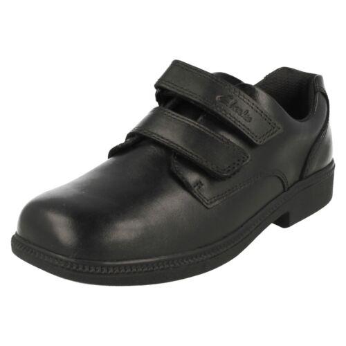 Clarks Boys Smart School Shoes Deaton Gate