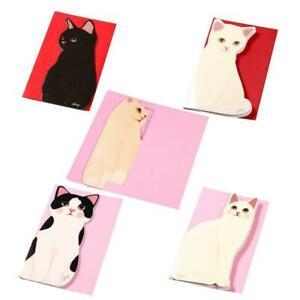 3D-Katze-Faltkarte-Geburtstag-Muttertag-Frohe-Weihnachten-Karten-NEU-V8I8-J7M